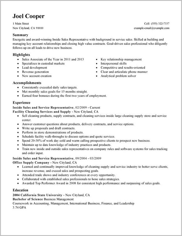 Cover Letter For Resume Hr Samples