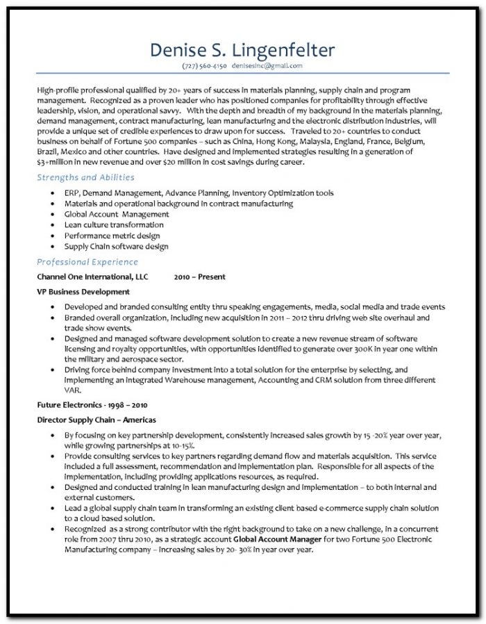 Demand Planner Analyst Cover Letter