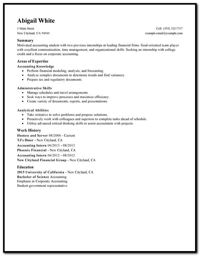 Financial Advisor Cover Letter Format