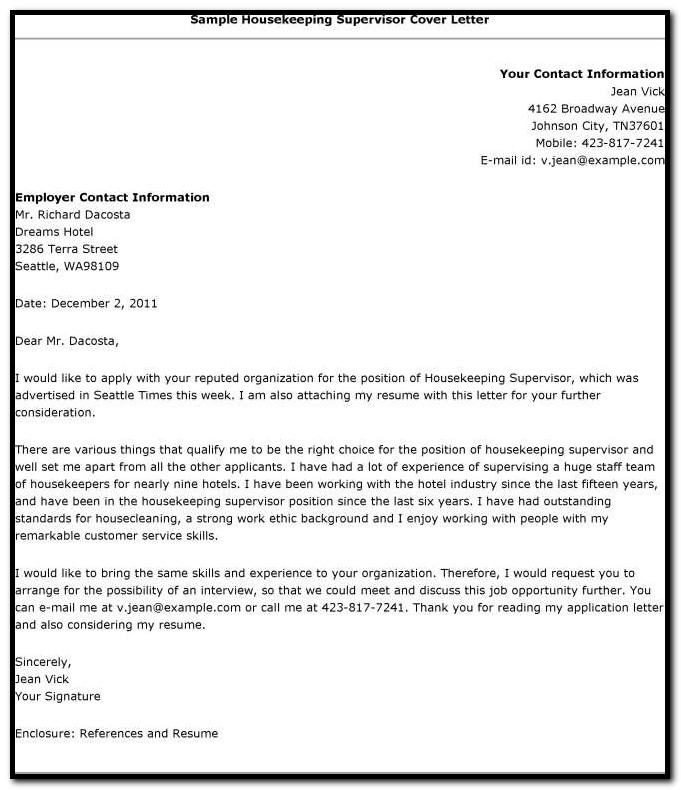 Sample Of Cover Letter For Email Resume