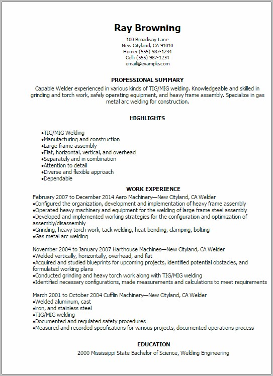 Cover Letter Example Kitchen Helper
