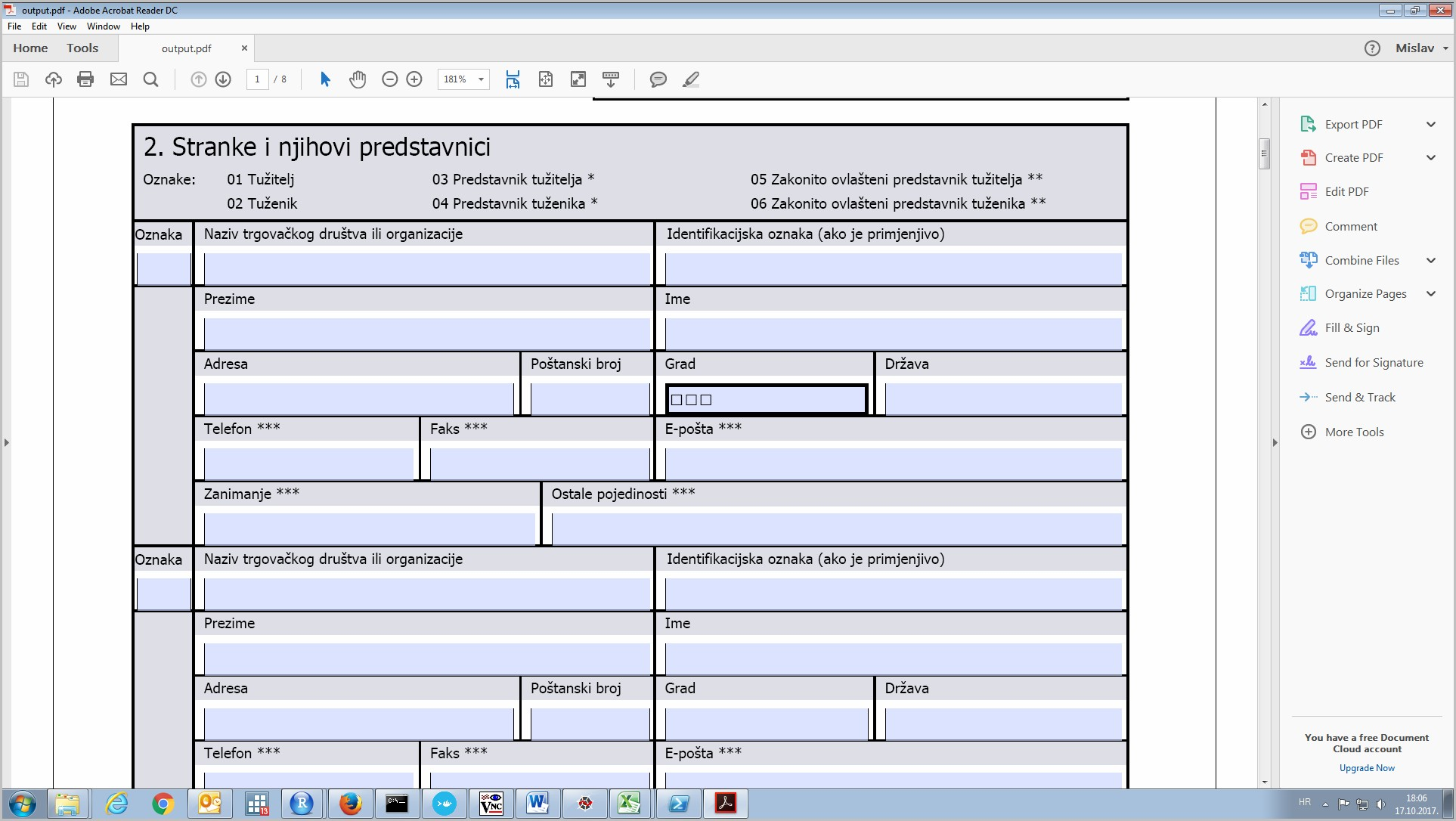 Create Fillable Pdf Forms Free Online