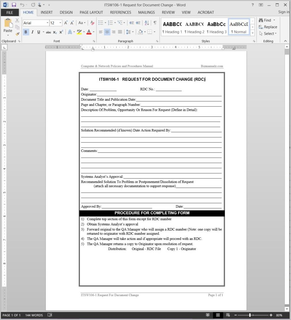 Create Fillable Pdf Forms Using Word