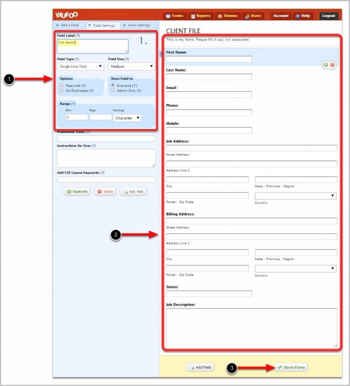 How To Create Fillable Pdf Forms