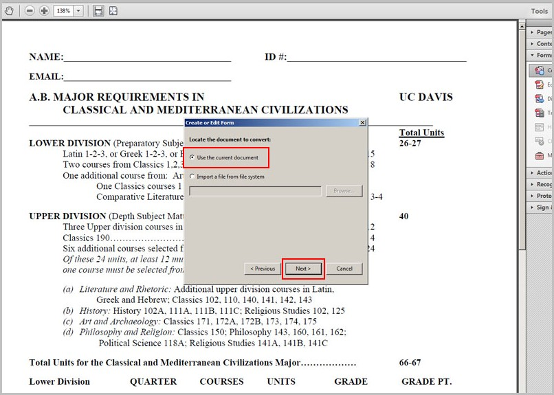 How To Create Fillable Pdf Forms In Word