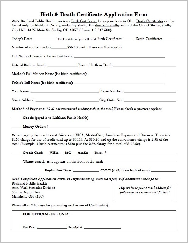 Medicaid Application Form Nj Pdf