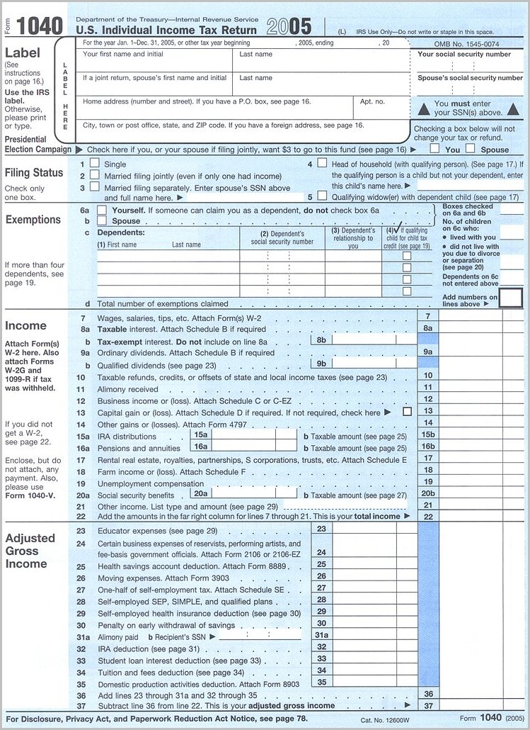 Missouri 1040ez Tax Form 2015