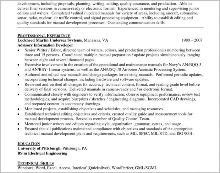 Professional resume writing services new york city