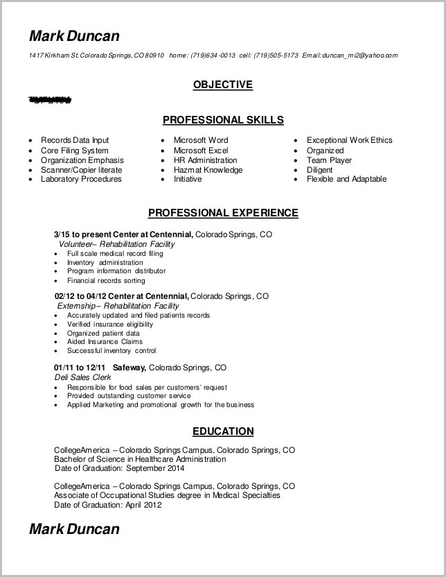 Free Resume Templates Download Word 2003