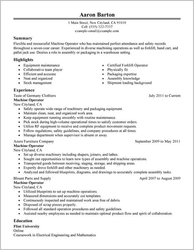 Resume Templates Word How To