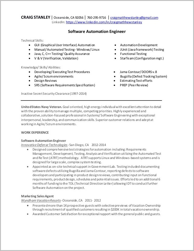 Student Resume Templates For Mac