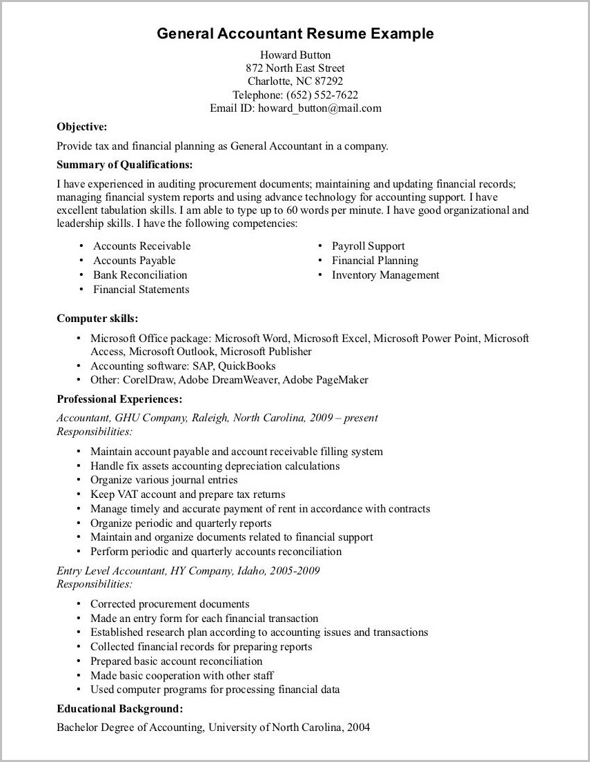 Free Resume Builder No Payment