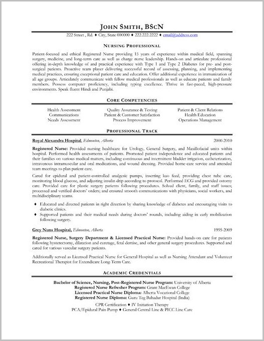 Highly Professional Resume Template