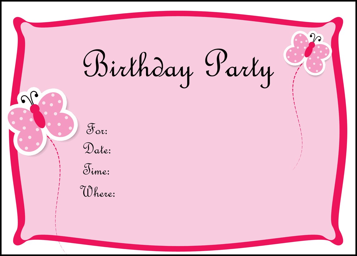 Birthday Invitation Gif Maker