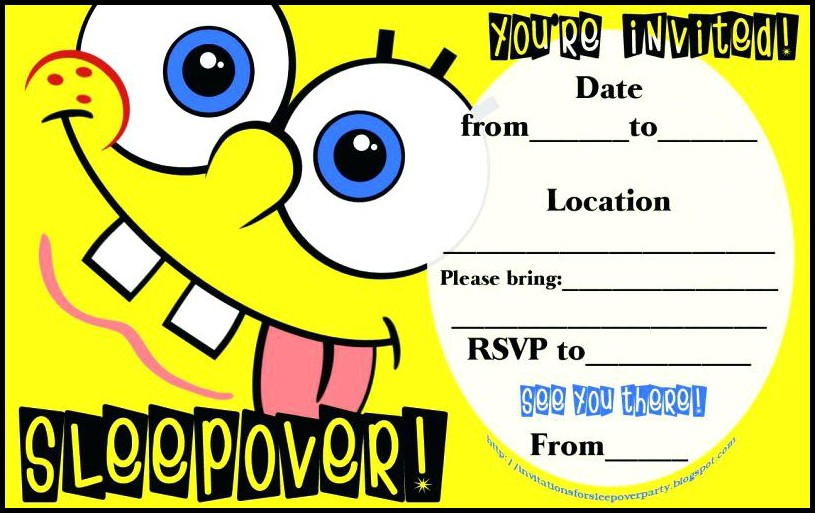 Birthday Invitation Templates Boy