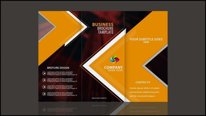 Brochure Layout