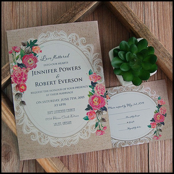 Cheap Invitations
