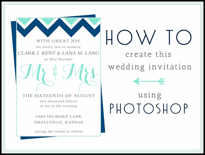 Create Invitations