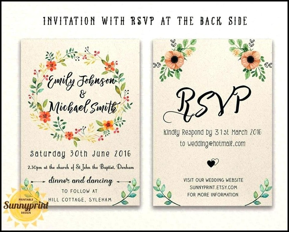 Free Invitation Maker