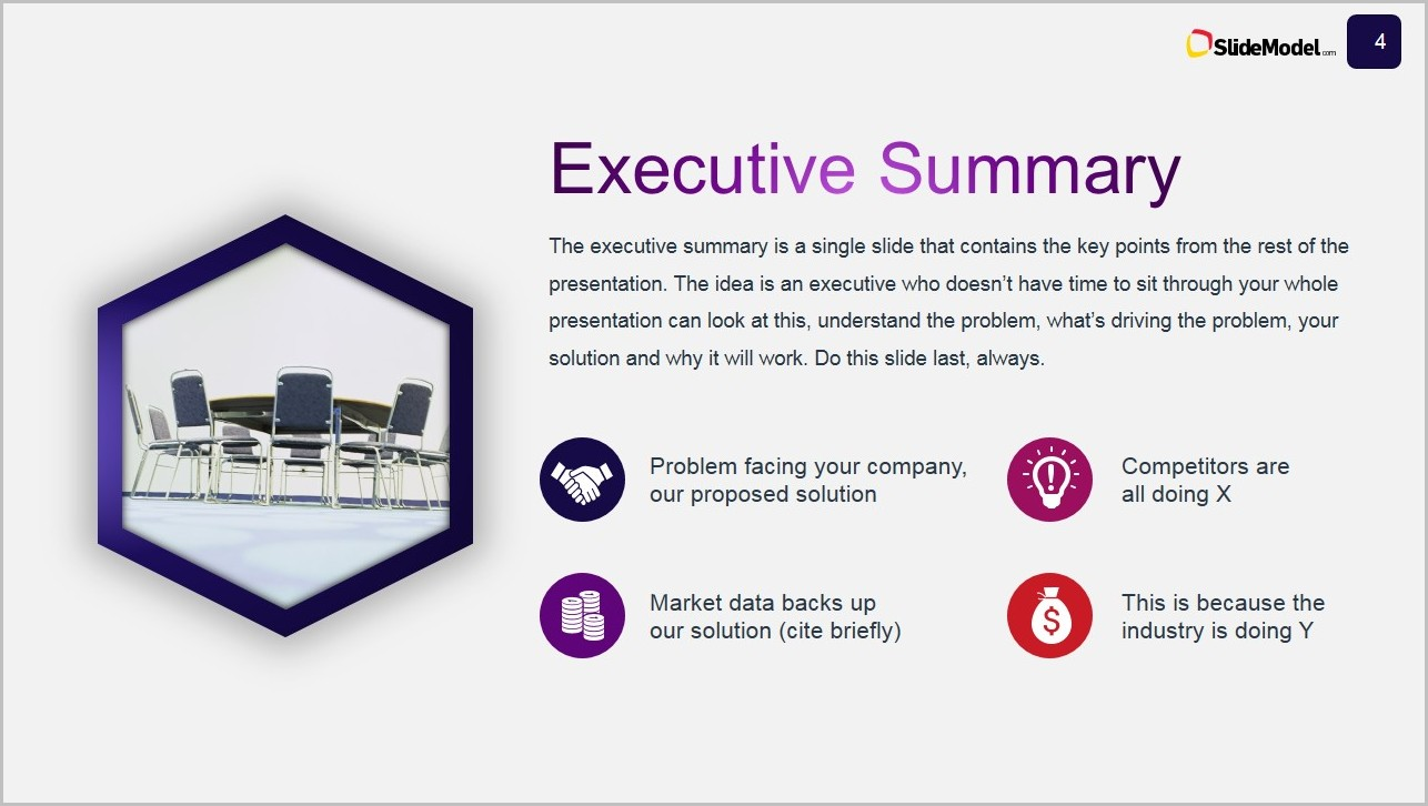 Business Case Template Pptx