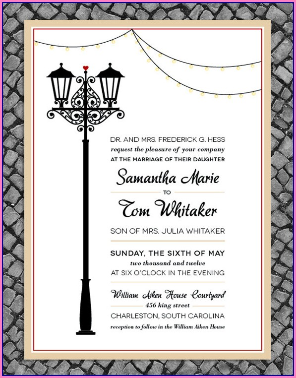 Free Graduation Invitation Templates With Pictures