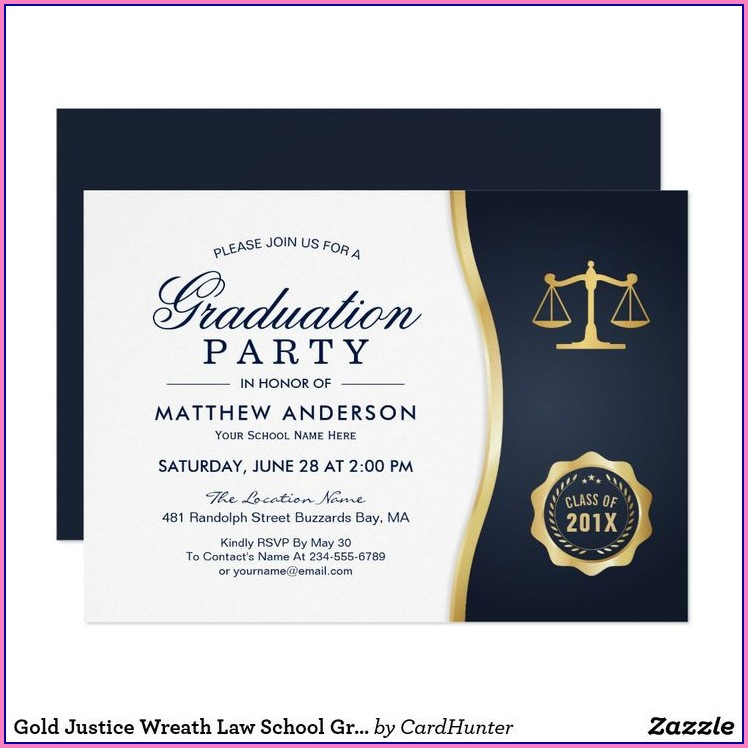 Graduation Invitation Card Maker