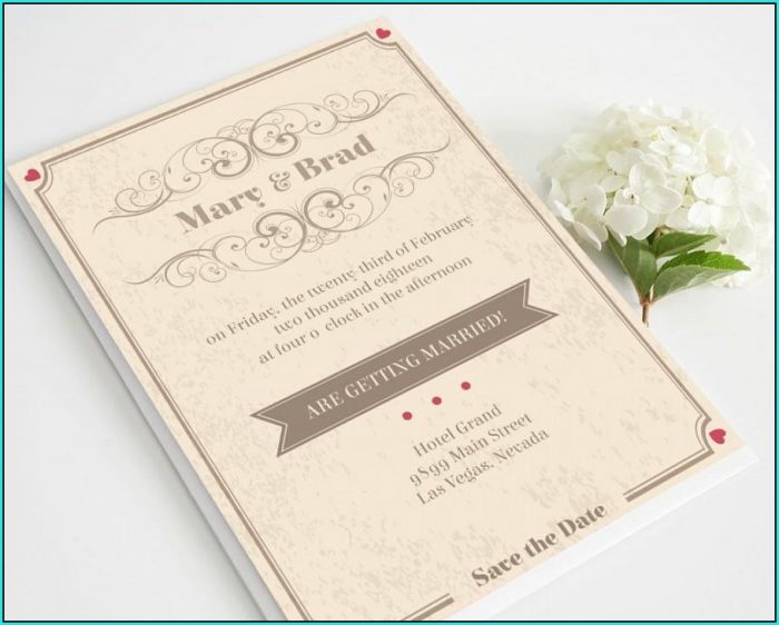 Free Printable Invitation Templates For Word