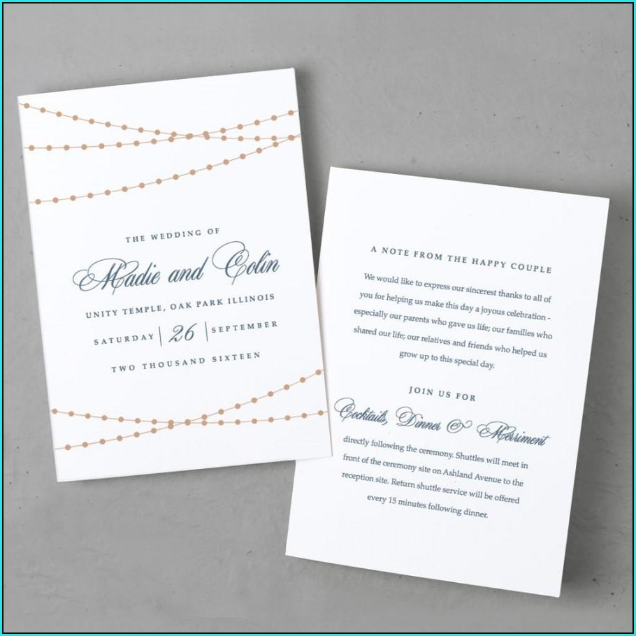 Free Wedding Program Templates For Mac