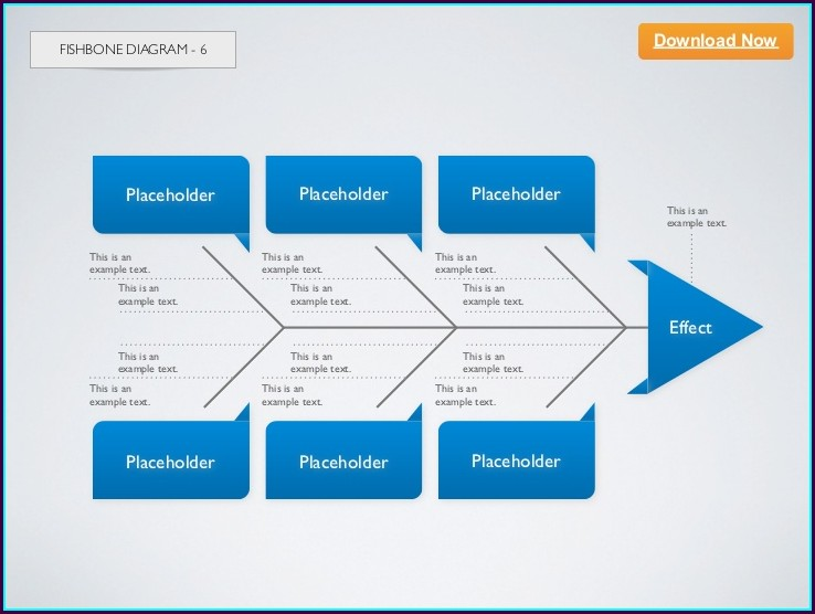 Fishbone Diagram Template Free Download