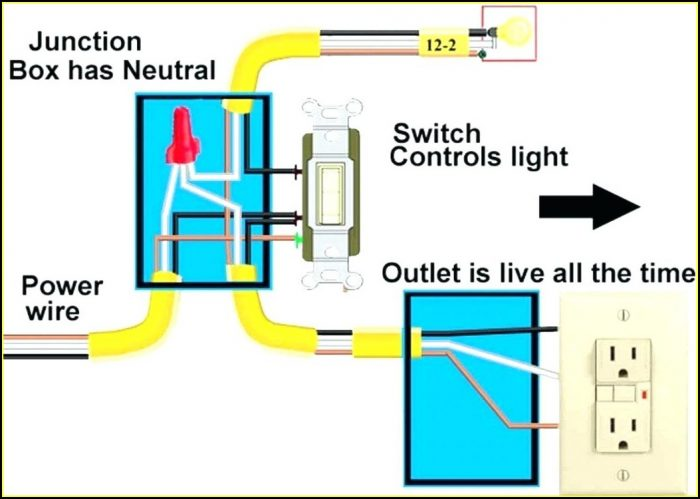 Wiring Diagram For Ceiling Fan Switch