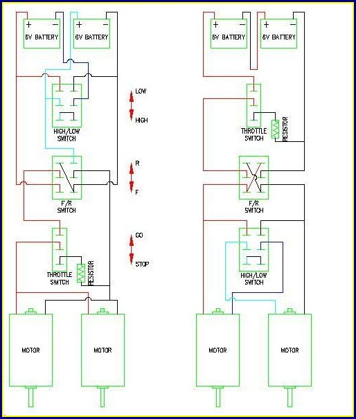 Power Wheels Wiring Diagram Jeep