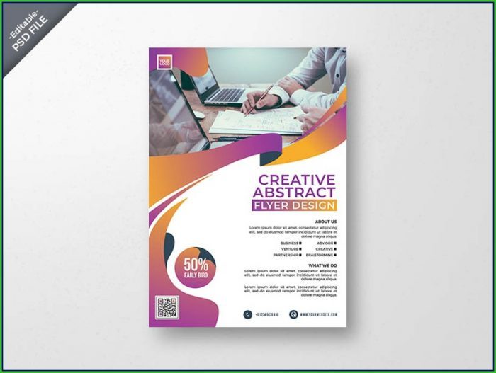 Editable Flyer Templates