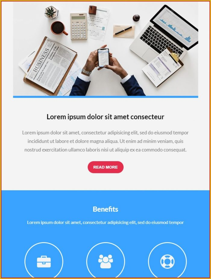 Free Mailchimp Newsletter Templates