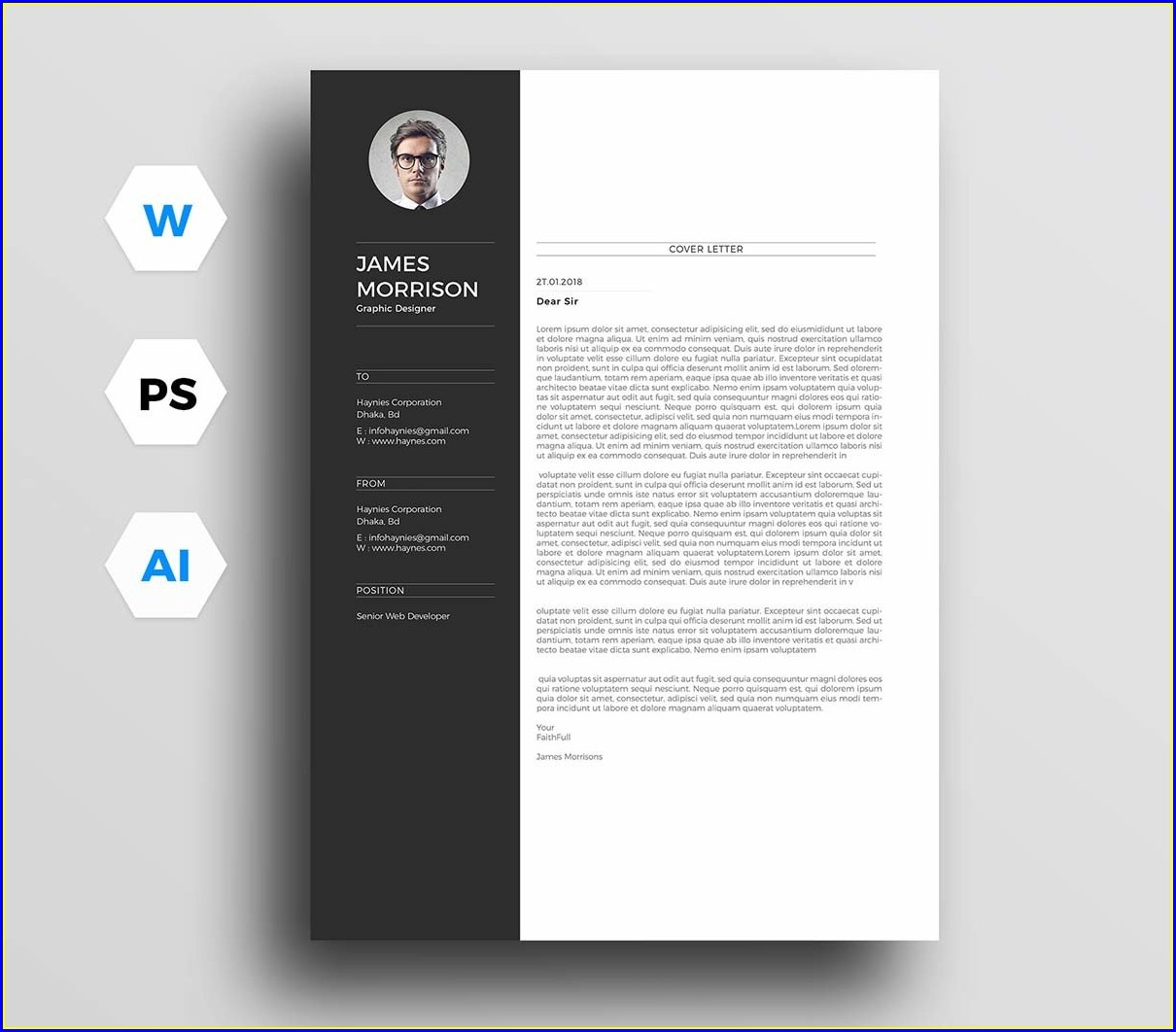 Best Free Resume And Cover Letter Builder