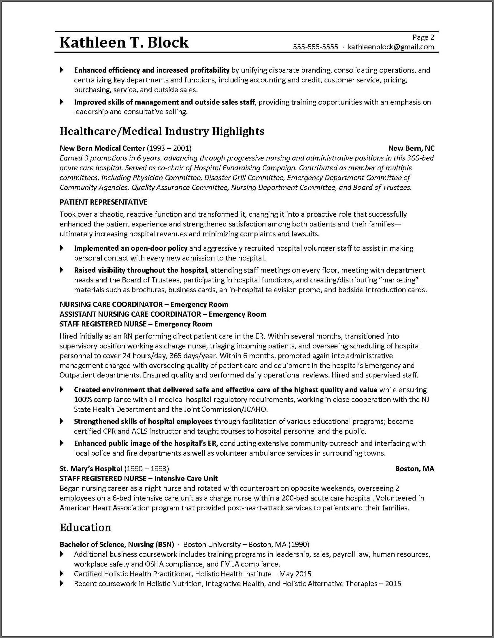 Resume Samples For Accounts Receivable