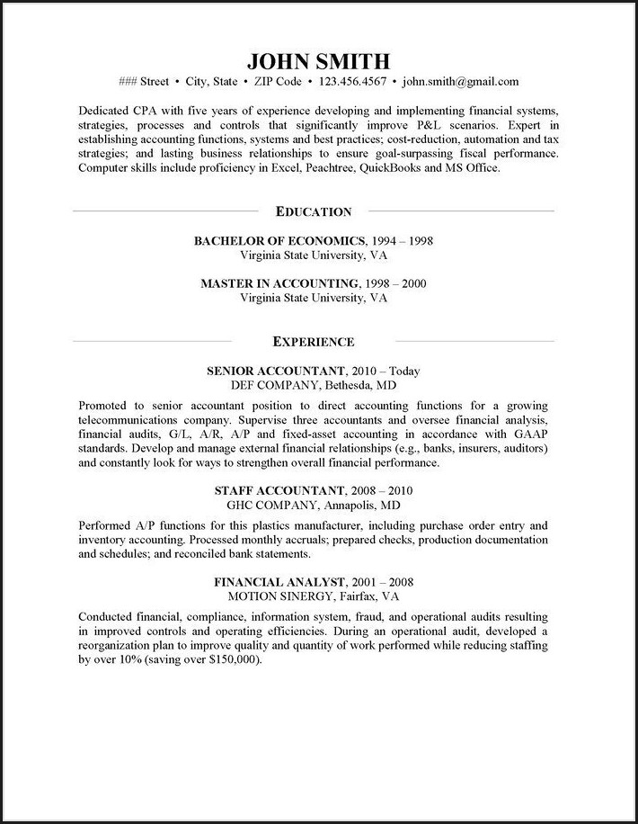 Resume Writers In Annapolis Md