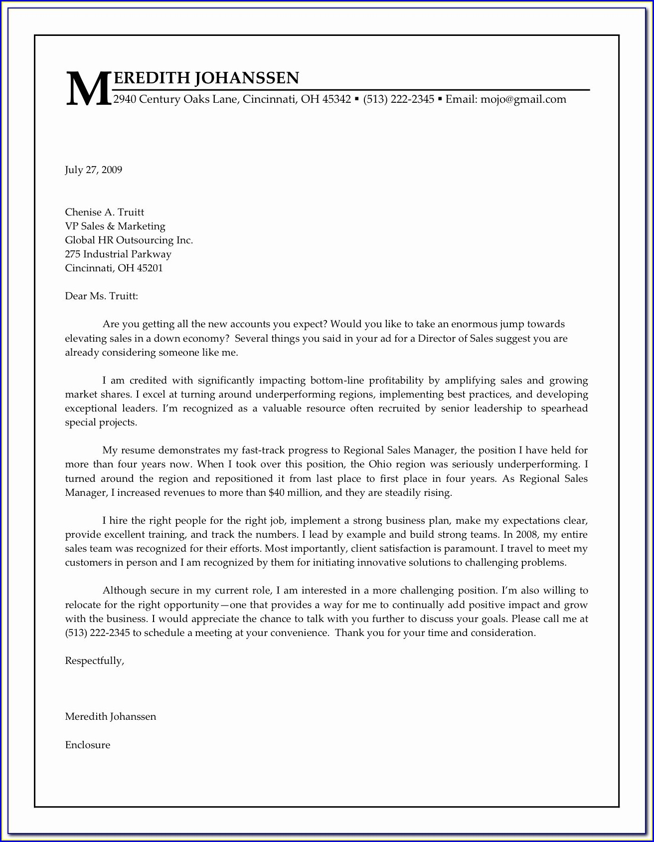 Sample Science Teacher Resume And Cover Letters