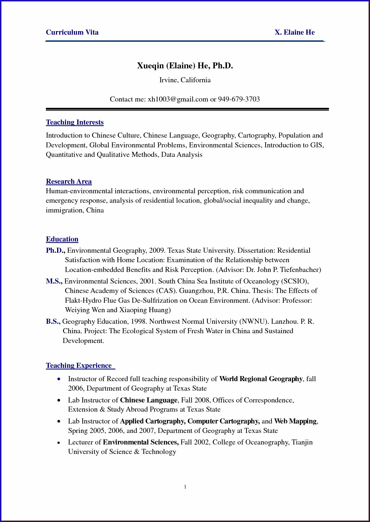Writing A Resume For Nursing Position