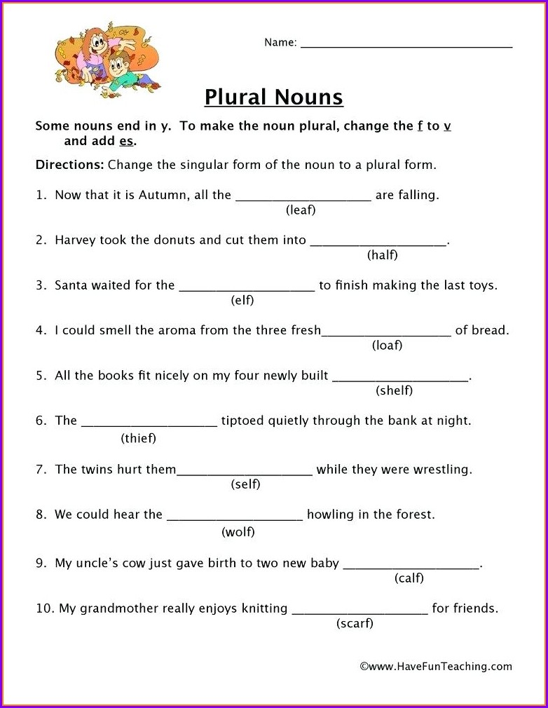 2nd Grade Punctuation Worksheets For Grade 2