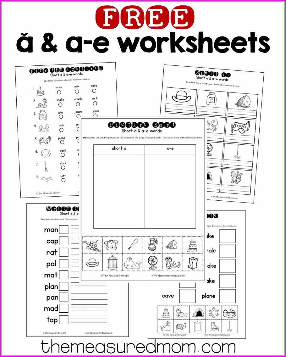 2nd Grade Word Families Worksheets