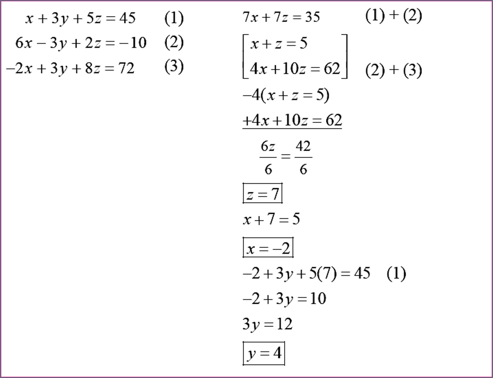 Algebra Worksheets High School