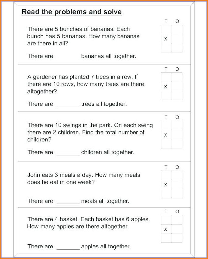 Area And Perimeter Word Problems Worksheets Grade 7