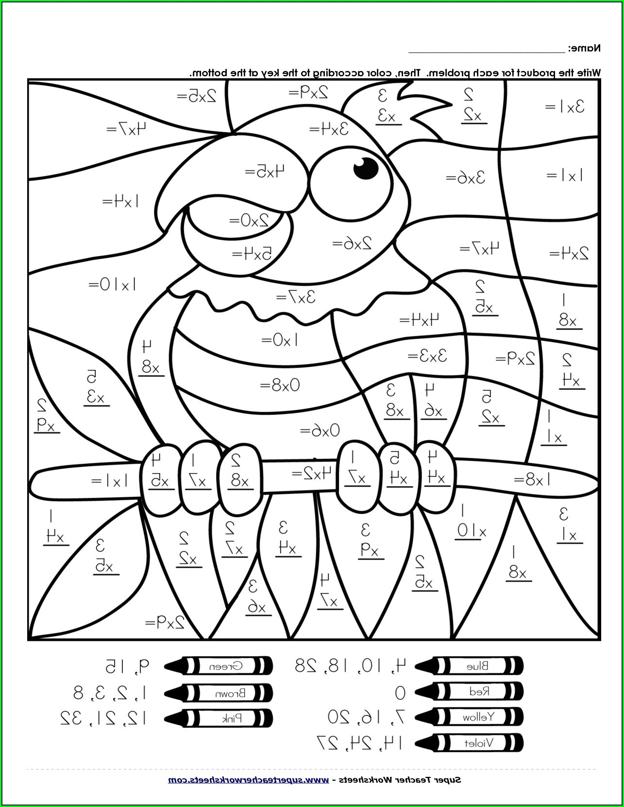 Christmas Math Worksheets 5th Grade Free