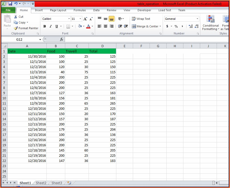 Excel Sheet Number Vba