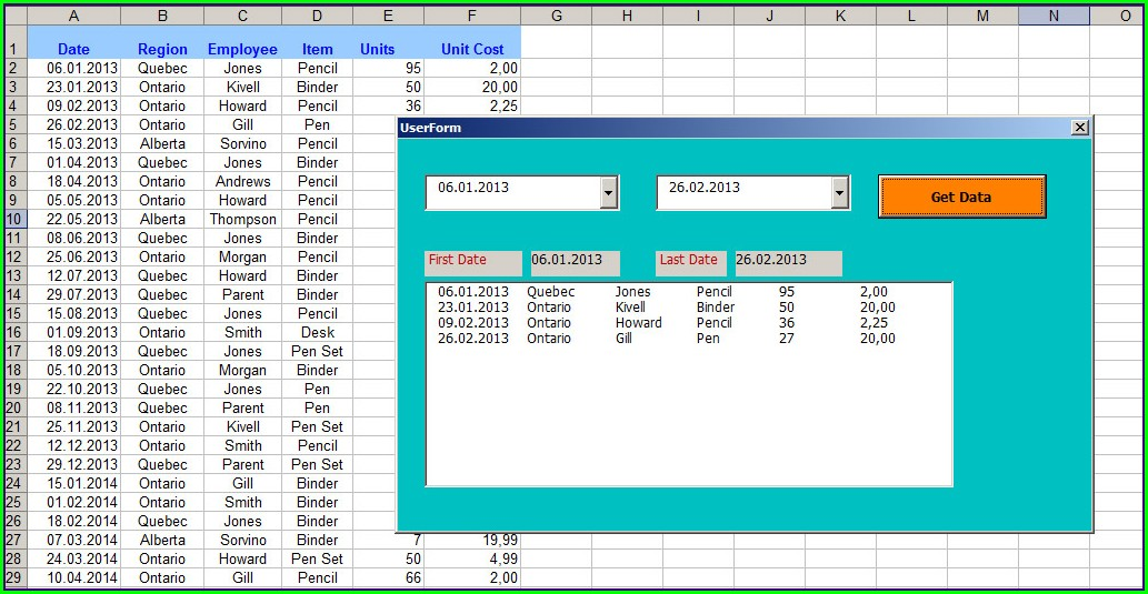 Excel Vba Sort Using Autofilter