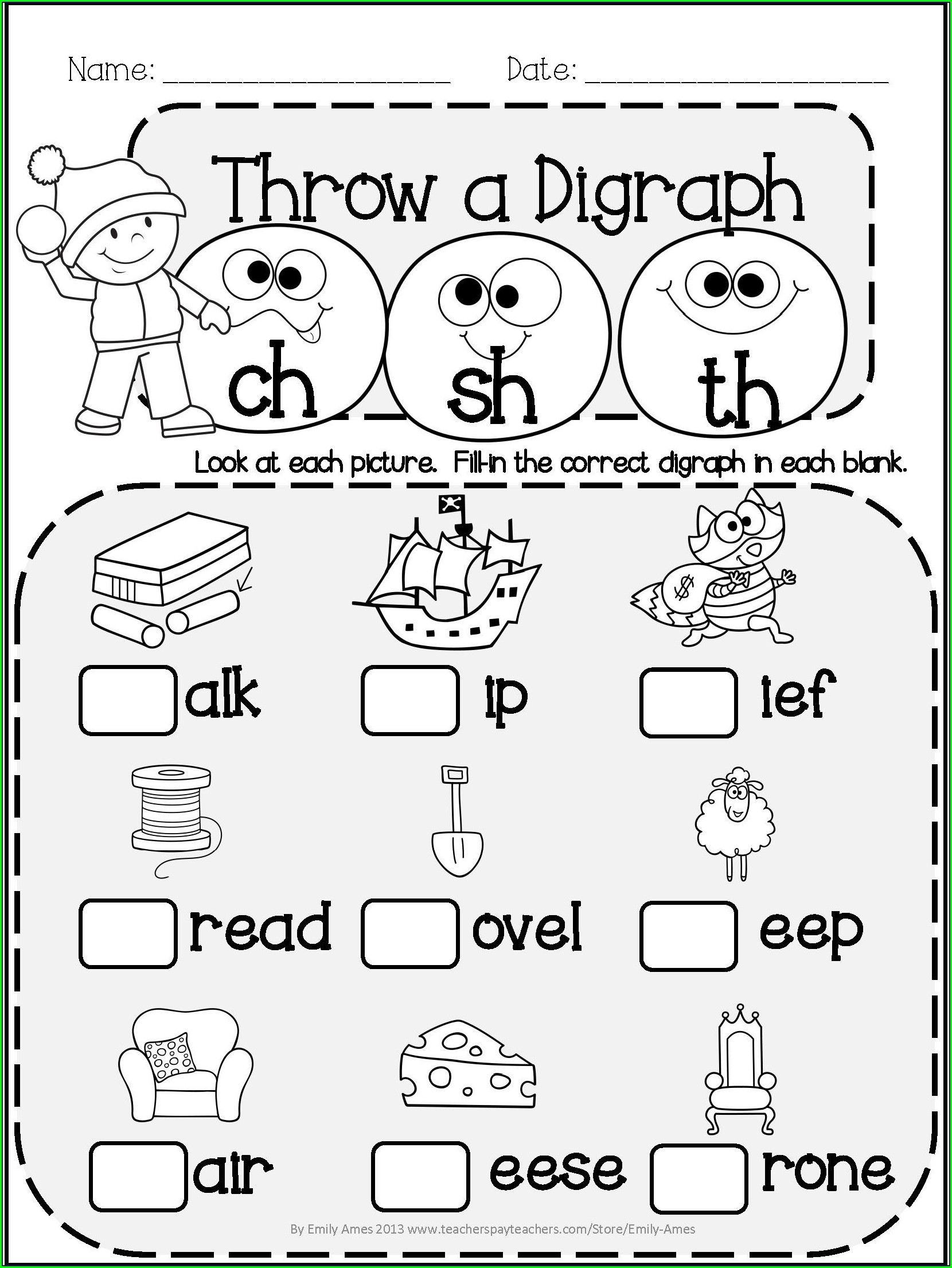 Free Printable Math Worksheets For Kindergarten Addition And Subtraction