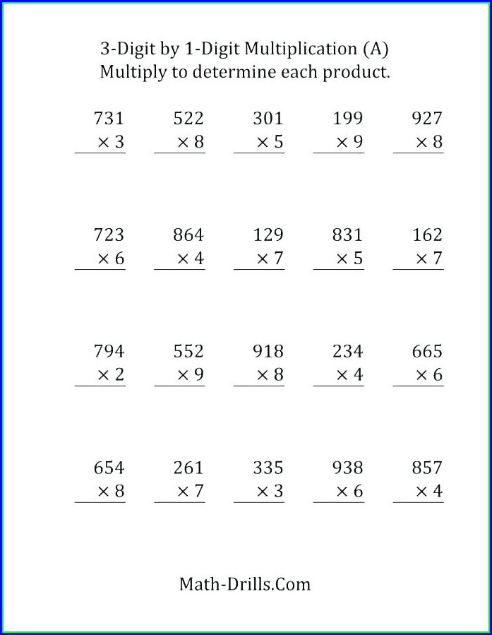 Grade 2 Math Division Worksheets Pdf