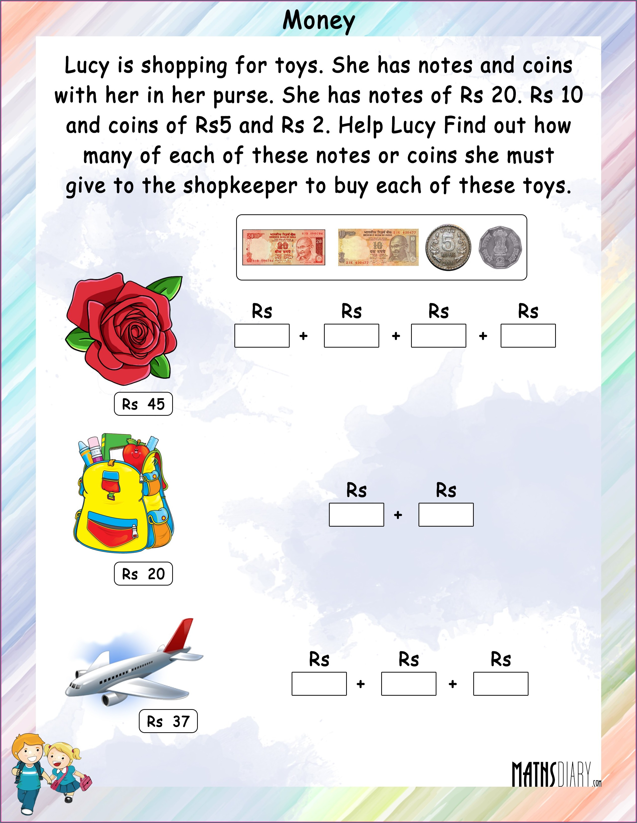 Grade 2 Math Worksheets South Africa