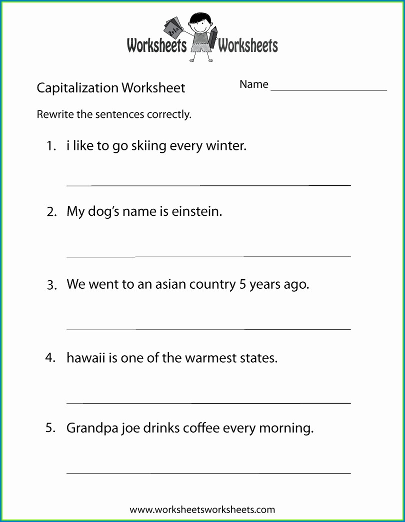 High School Health Class Worksheets