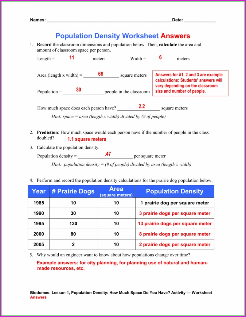 Density Worksheet Answers 1 13 - Worksheet : Resume ...